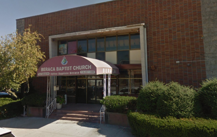 Beraca Baptist Church