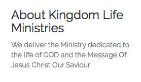 KLPD Ministries .org