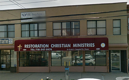 Restoration Christian Ministries